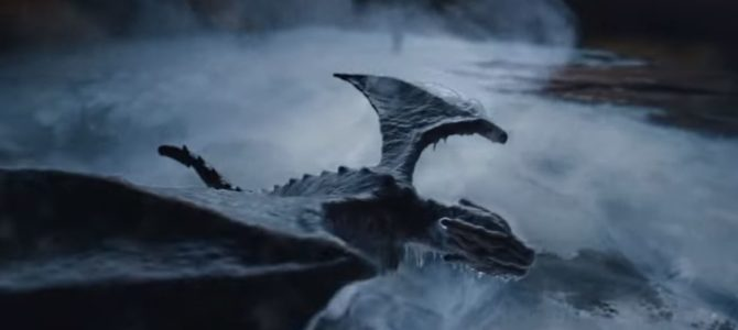 Premier Teaser Trailer pour la saison 8 de Game of Thrones