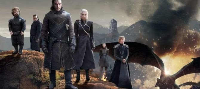 C'est officiel, la saison 8 de Game of Thrones commencera le 14 avril !