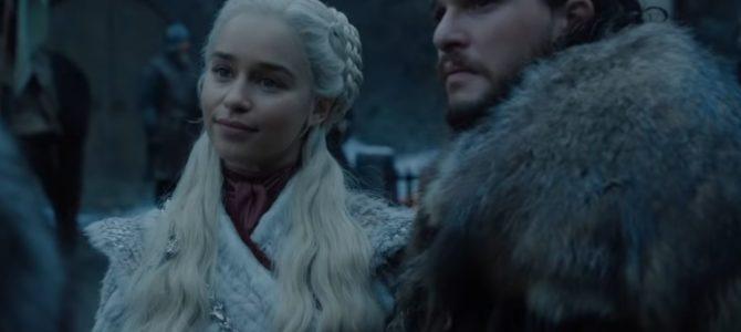 De nouvelles images de la saison 8 de Game of Thrones dans un spot tv HBO