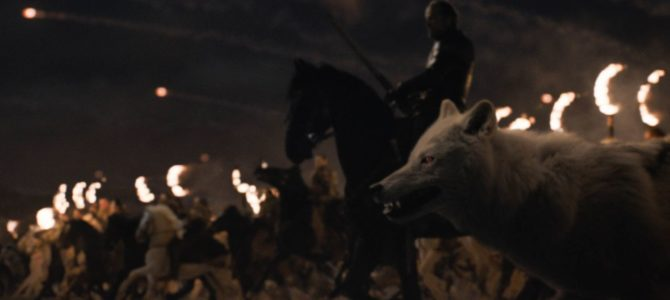 Les audiences USA de l'épisode 8×03 de Game of Thrones : The Long Night