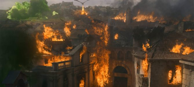 "Les audiences USA de l'épisode 8×05 de Game of Thrones : ""The Bells"""