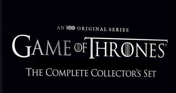 Les coffrets DVD et Blu-ray de la saison 8 de Game of Thrones sortiront le 20 décembre !
