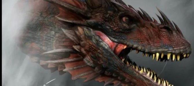 House of the Dragon:  Premier aperçu des dragons de la série